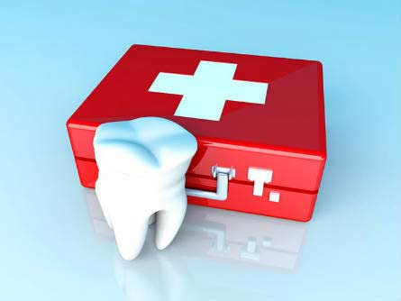 Dental Emergency Service of Belle Meade Family Dentistry in Nashville, TN